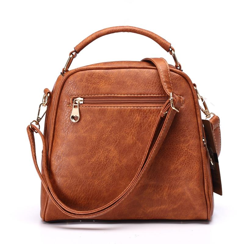 homensageiro do sexo feminino duplo Material : PU Leather