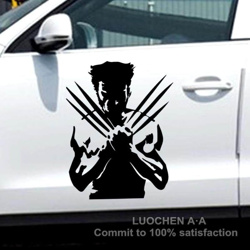 aliexpress   buy car stickers wolf x men origins