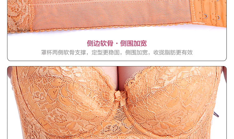 Underwire Lace Nursing Bra Cotton Maternity Bra Front Opening Bras Maternity Underwear B C D Push Up Nursing Bra 2015 New 24