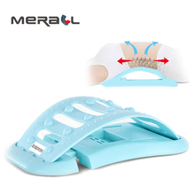 Cervical Lumbar spine traction Multi-Level Stretching Neck Back Massager Posture Corrector Device Pain Relief Fitness Equipment