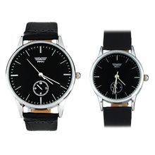 Couple Watches Quartz Analog Wristwatch For Men Women Simple