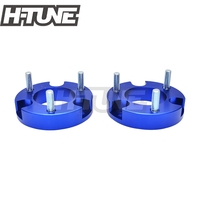 H TUNE 4x4 Accesorios 25mm Aluminum Front Coil Strut Shock Spacer Lift Kits for Ranger T6 2012+/BT50