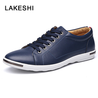 Hot Sale Men Flats Shoes Fashion New Brand Casual Shoes Male Plus Size Comfortable Men Shoes