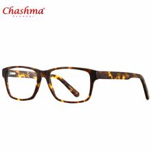Chashma Acetate Men Eyeglasses Frame Prescription Designer Brand clear optical myopia Eyewear frame