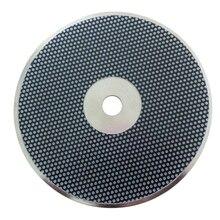 1 ชิ้นทันตกรรม lab Diamond Disc สำหรับรุ่น Trimmer บนชุดทำความสะอาดทำงานเส้นผ่าศูนย์กลาง 250 มิลลิเมตร (10 นิ้ว), เส้นผ่านศูนย์กลางภายใน: 25 มิลลิเมตรและ 32 มิลลิเมตร