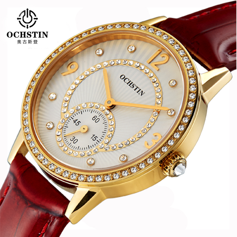 Fashion Watches Women Luxury Brand Dress Watches Women Sapphire Crystal Rhinestone Watch Clock Female relojes mujer