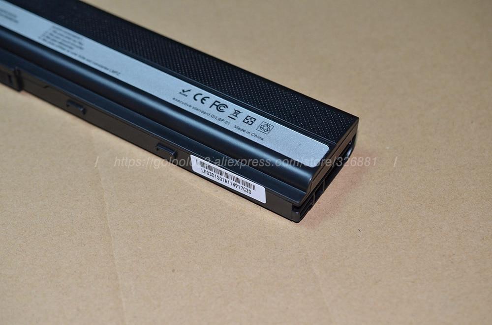 Golooloo 4400mAh Asus A32-K52 A52 K52F A52J A52F A52JB A52JK A52JR - Noutbuklar üçün aksesuarlar - Fotoqrafiya 6