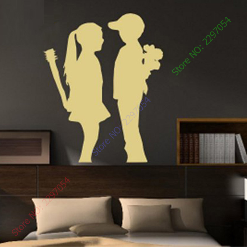 Dorable Wall Art Banksy Image - Wall Art Collections ...