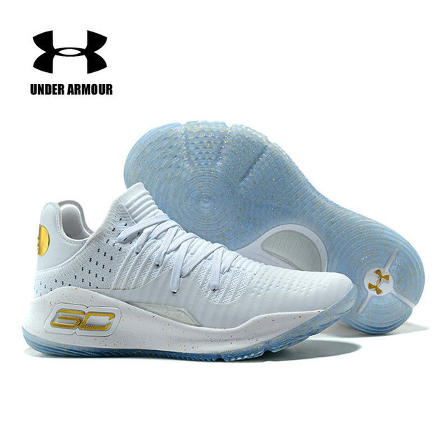 2fffa4ca6d8c Under Armour Shoes Men AU Curry 4 zapatos hombre Light Sport Basketball  Sneakers Men Outdoor Athletic Design Cushioning Shoes