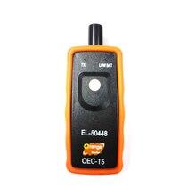 Vehice Cambiar Car Auto Monitor de Presión de neumáticos TPMS Sensor Herramienta de Activación EL-50448 Para Herramienta SPX para GM