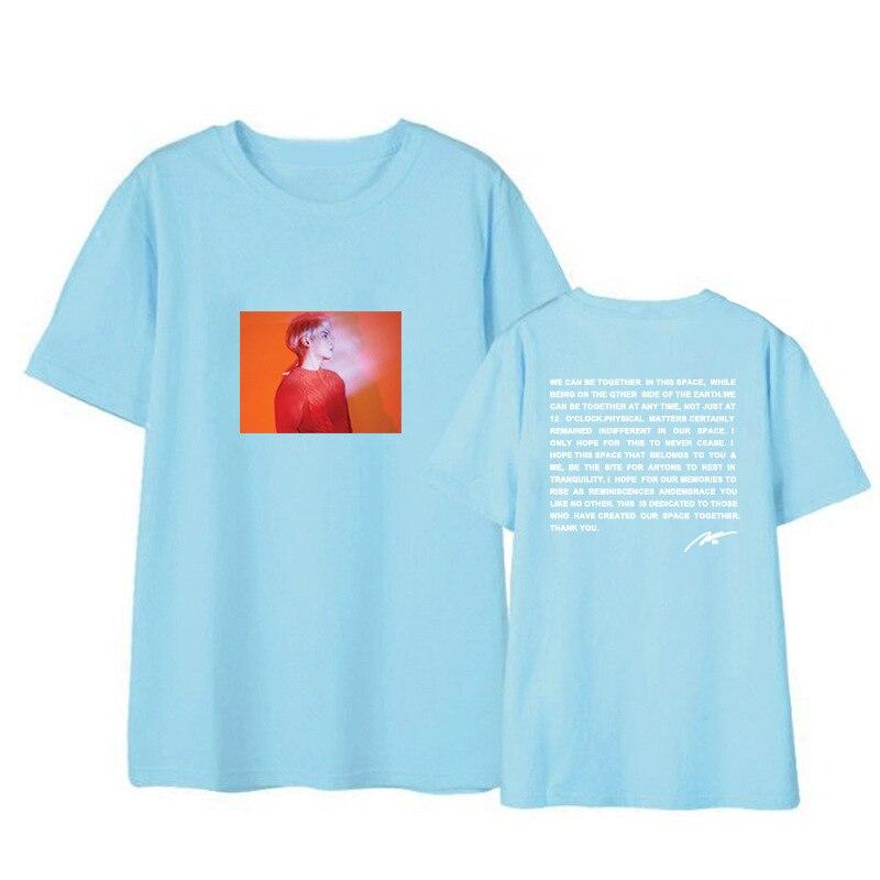 3016a4203b3c € 9.04 |Shinee kpop poeta artista mujer manga corta Camiseta unisex  camiseta para el verano en Camisetas de La ropa de las mujeres en  AliExpress.com ...