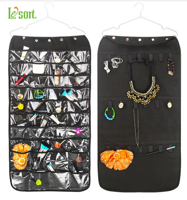 Wardrobe jewellery Organizadores Organiser Bag Hanging Jewelry