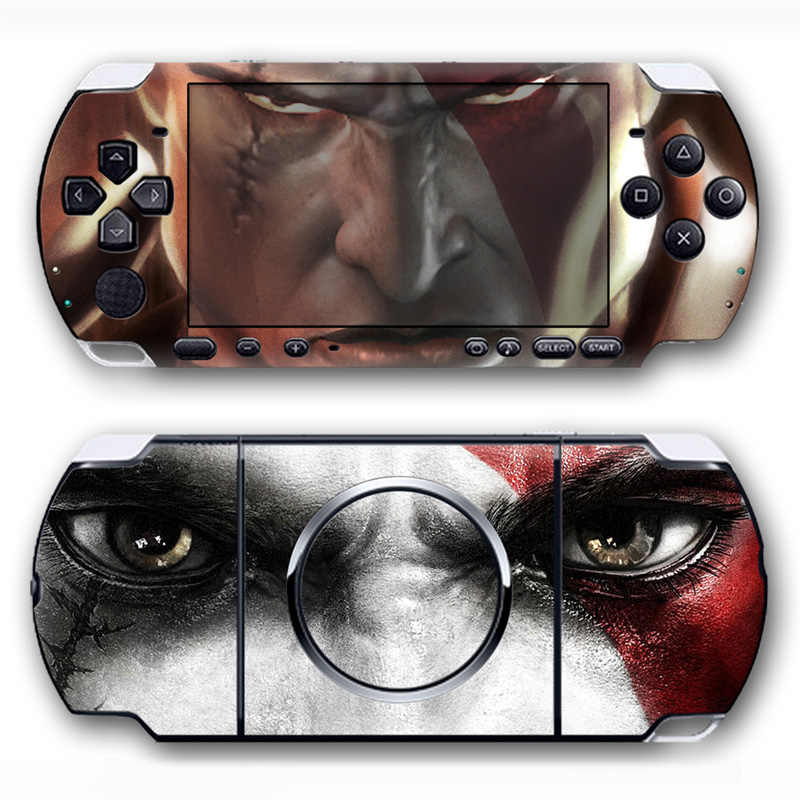 Free drop shipping 2018 vinyl protective skin sticker for Sony PSP 3000 #TN-PP3000-5082