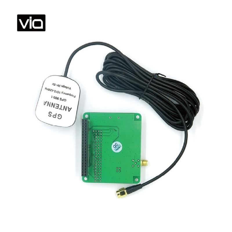 где купить Raspberry Pi 2 Model B Interface UART 9 Direct Factory GPS Navigation& Positioning Module For Secondary Development W/ Antenna по лучшей цене