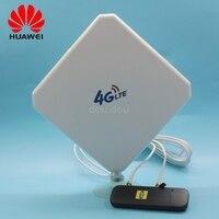 Unlocked Huawei E3372 E3372h 153 E3372s 153 150Mbps with Antenna 4G modem 4G USB modem 4G LTE USB Dongle Stick Datacard PK K5150