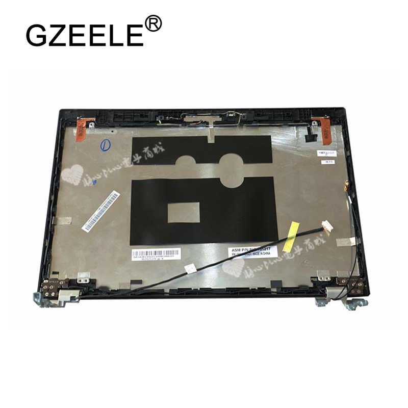 GZEELE New top lcd cover for Lenovo for Thinkpad T430U Screen Display Back Shell Top Lid LCD Rear Cover 04W4431 new original for lenovo thinkpad yoga 260 lcd rear lid back cover top case black silver