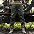 Армия Камуфляж Мужчины брюки-карго мужские тренировочные брюки специальные брюки мужская повседневная тактический мужской брюки