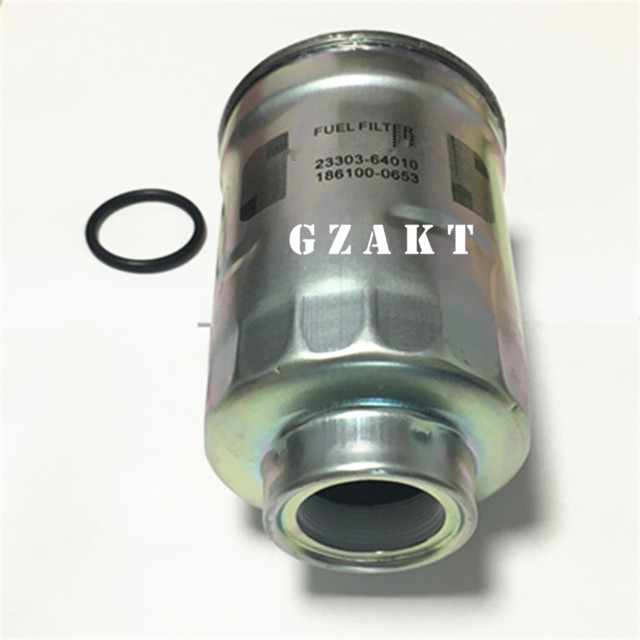 Fuel filter FOR TOYOTA COROLLA CROWN HILUX 4RUNNER HIACE DYNA150/200