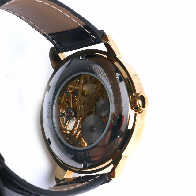 Winner Spinner – Steampunk Watch