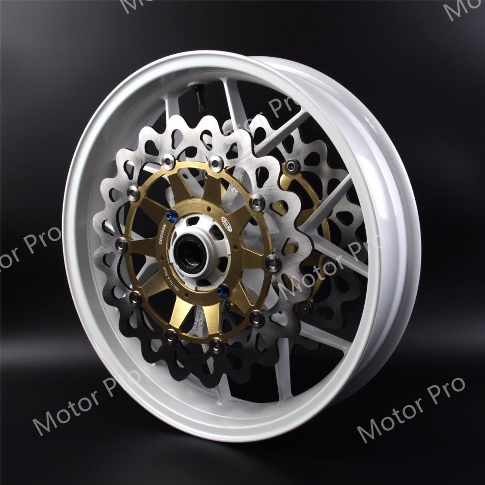 For Honda CBR1000RR 2006 2017 Front Wheel Rim Brake Disc Rotor Disk Motorcycle Accessories CBR 1000