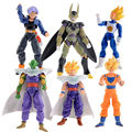 Novo Dragonball Z Dragon Ball DBZ Anime Conjunto Móvel Action Figure Toy 6 pçs/set 16 CM WU073