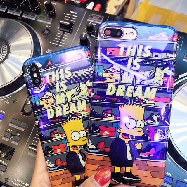 The Simpsons – This is my dream Case
