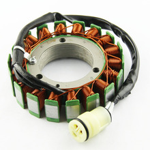 цены Motorcycle Ignition Magneto Stator Coil for SUZUKI DF40 QHS/L; TS/L 1999-2004 Magneto Engine Stator Generator Coil