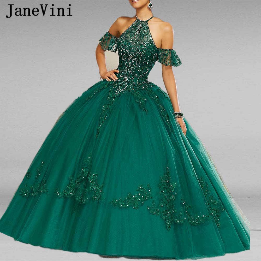 Elegante Princesa Quinceañera Lila Vestidos Vestido De