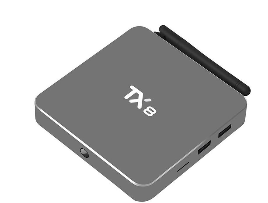 ФОТО  Android TV Box TX8 Android 6.0 Amlogic S912 Octa core Set top box 2G 32G HDMI Media Player Smart tv box