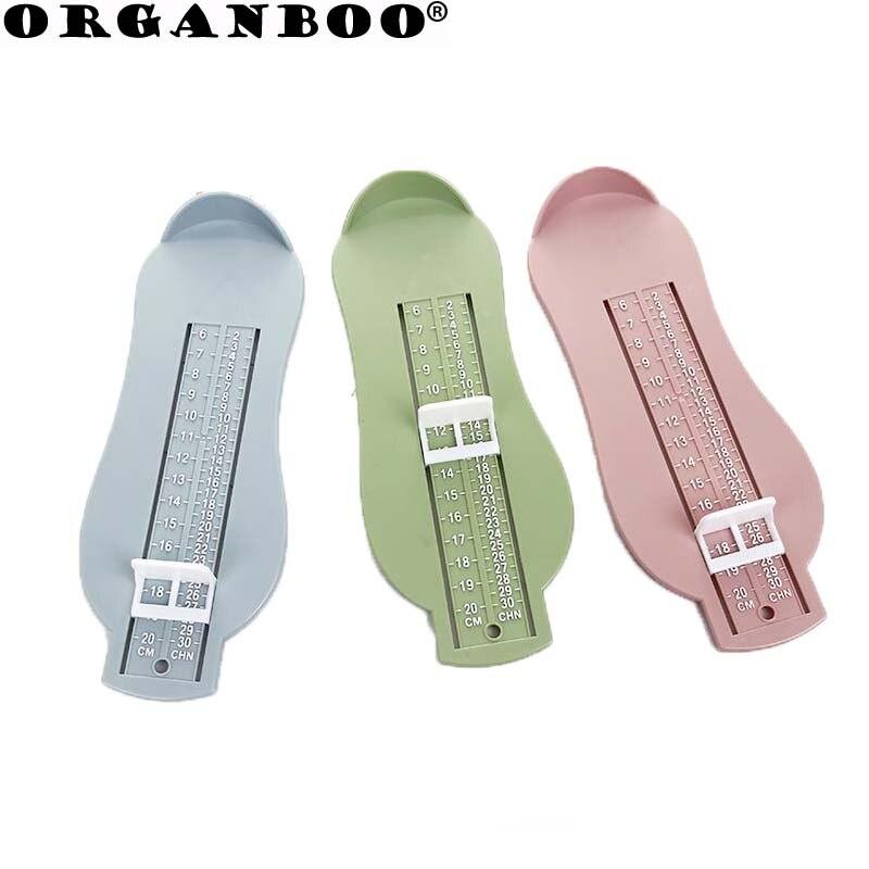 Organboo 1 St Thuis Gadgets Kinderen Baby Kopen Schoenen Voet Apparaat Aankoop Nauwkeurige Meting Voet Lange Instrument Het Hele Systeem Versterken En Versterken