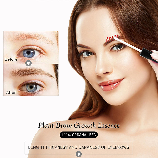 Eyebrow Enhancer Eyebrows Growth Serum Nourishing Treatment Makeup