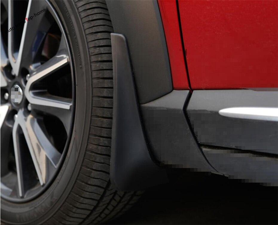 Set Mud Flaps For Mazda CX-3 CX3 2016-2018 Splash Guard Fender Front Rear Fender