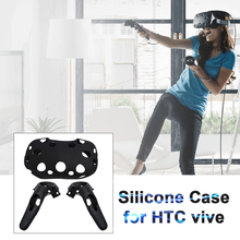 Case for HTC Vive VR Silicone Protector controller Rubber VIVE Virtual Reality Shell
