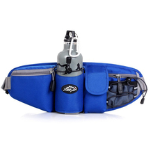 E0913 Unisex Multifunctional Camping Hiking Outdoor sports waist pack Portable Waterproof Nylon waist bag wholesale