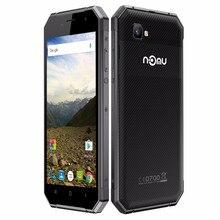 "Nomu S30 IP68 Wasserdicht 5,5 ""FHD MTK6755 Octa-core Android 6.0 4 GB RAM 64 GB ROM NFC 5000 mAh Wasserdicht 4G LTE Mobilen telefon"