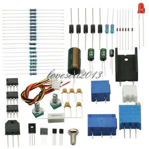 Image 3 - 0 30V 2mA 3A Continuously Adjustable DC Regulated Power Supply DIY Kit Short Circuit Current Limiting Protection