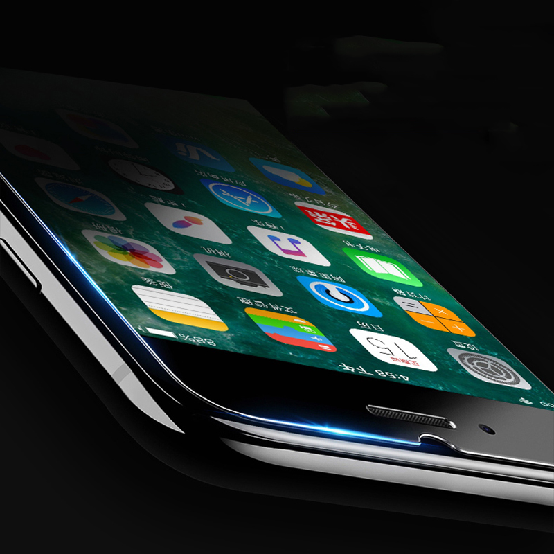 Gourde 9H Επιχρυσωμένο γυαλί για το iPhone - Ανταλλακτικά και αξεσουάρ κινητών τηλεφώνων - Φωτογραφία 4