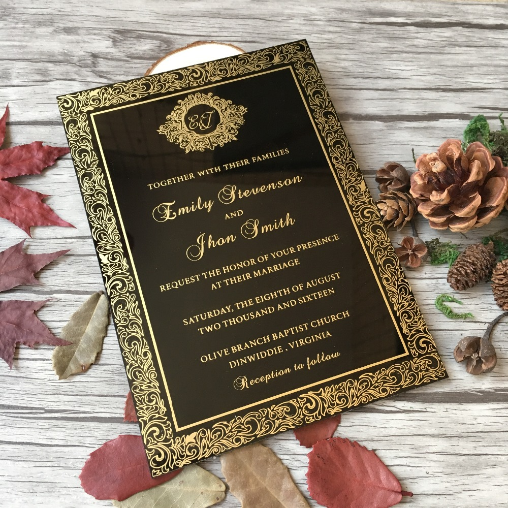 6wedding invitation