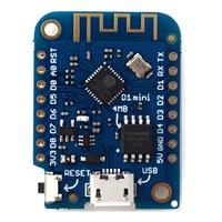 D1 Mini Mini NodeMcu 4M Bytes Lua WIFI Internet Of Things Development Board Based ESP8266