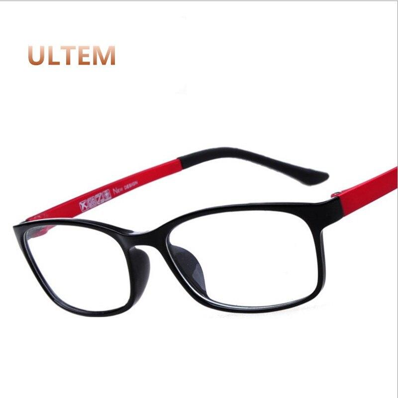Nové brýle na čtení ULTEM Rámy Ženy Muži Anti-Alergie Vysoce kvalitní ultralehký počítač Pracovní brýle Rám