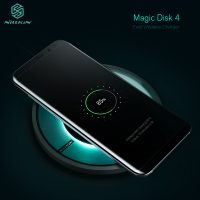 Fast Wireless Charger For Iphone Samsung Original Nillkin Brand Magic Disk 4 Fast Qi Wireless Phone