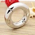 2017 new mens penis bondage steel penis bondage penis ring cock rings Male scrotum tie Testicular weight ring pendants phallus
