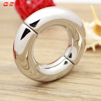Free Shipping Metal Cock Rings Diameter 30mm 33mm Steel Penis Ring Keep Penis Strong And Hard