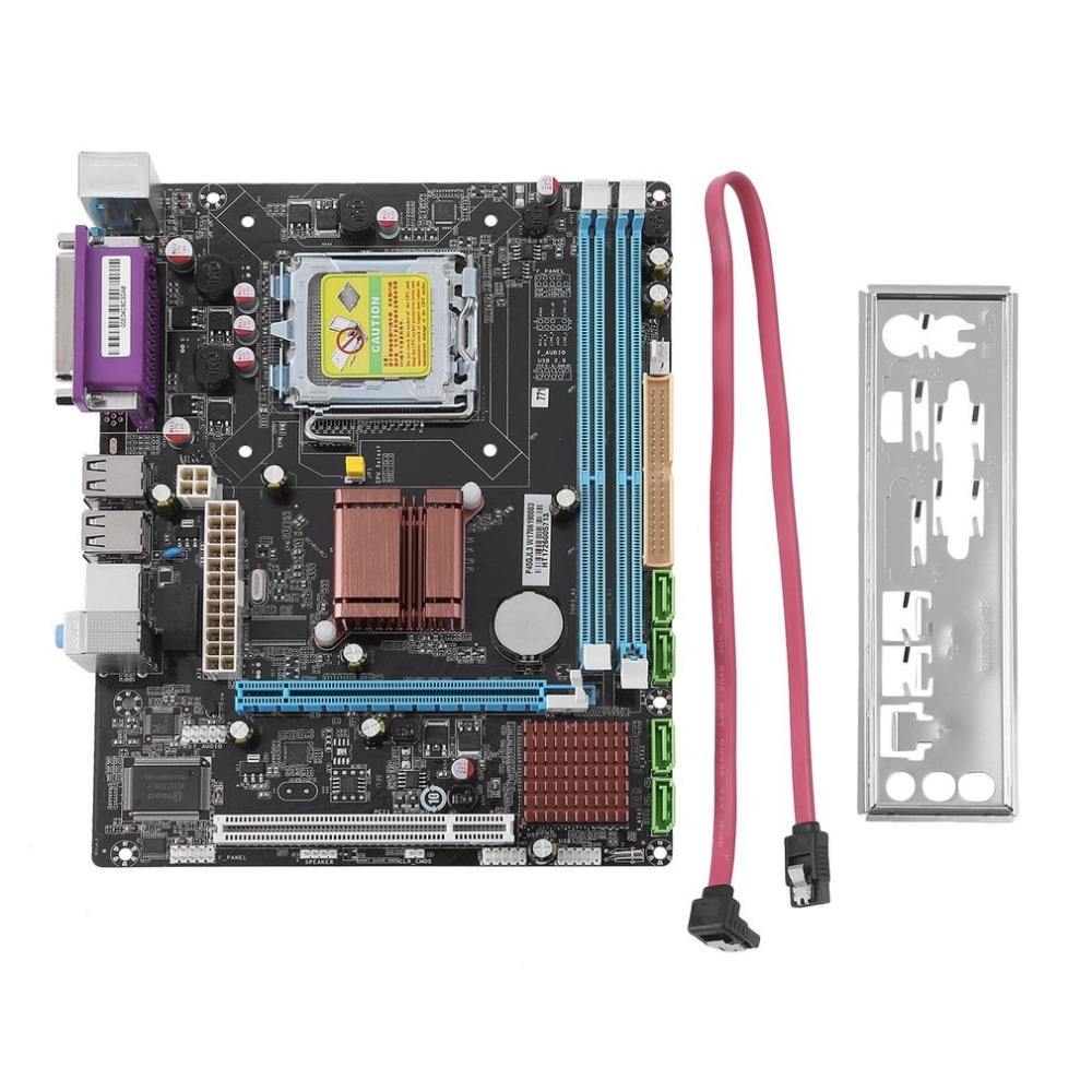High Compatibity P45 Computer Gigabit Ethernet Mainboard Motherboard 771/775 Dual Board DDR3 Support L5420 Promotion