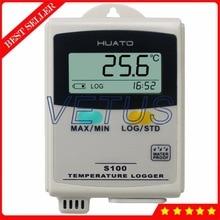 Promo offer S100-TH LCD Digital Data Logger Temperature Humidity with USB Datalogger Thermo Hygrometer data record Interna Sensor -20~70C