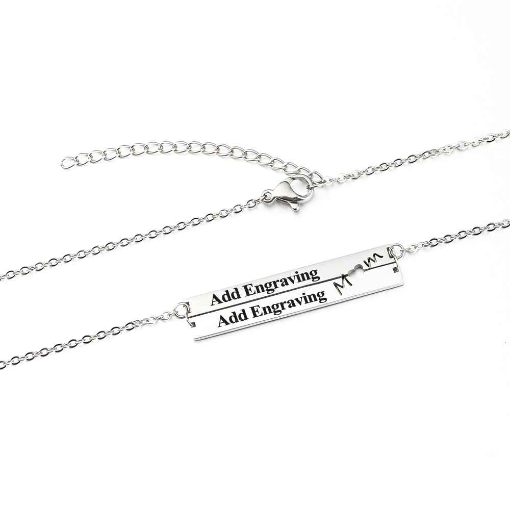 personalized name chains promise custom necklaces women engraved item pendants for necklace steel from in bar chain jewelry stainless