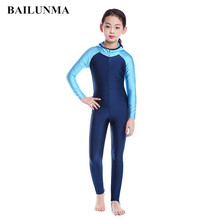 Girls Muslim Swimwears Islamic Children One Piece Long Sleeve Swimsuits Arab Islam Beach Wear Swimming Diving Suits S/M/L/XL/XXL