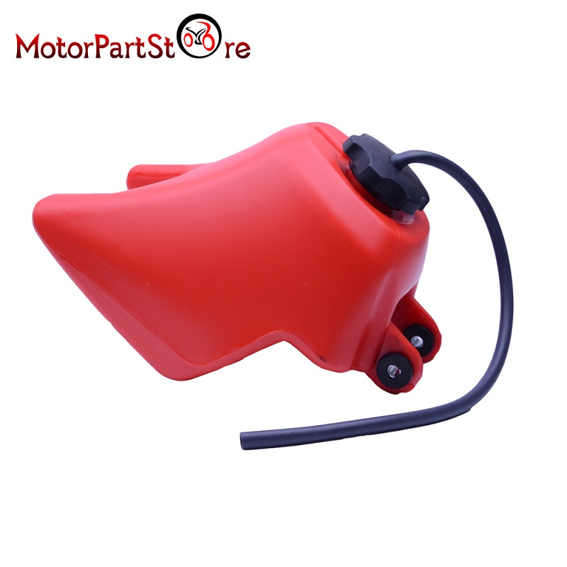 Plastic Fuel Gas Oil Petrol Tank for Yamaha PW50 PW PY 50 PY50 PEEWEE Motorcycle Dirt Pit Kid Bike ATV Accessories *