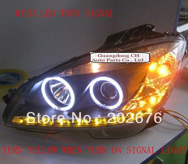 08 11 W204 C180 C200 C230 C260 C300 Mercedes Benz Angel