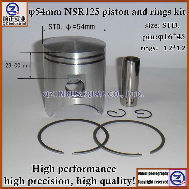 Motorcycle Parts In Delaware Mail: QZ Industrial Free Shipping High Performance For Honda